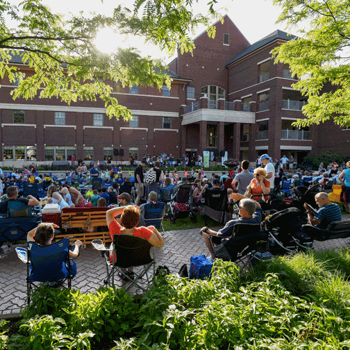 Fridays on the Green Concert - July 13