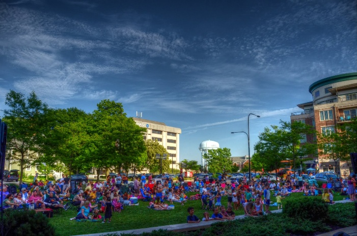 Fridays on the Green Concert