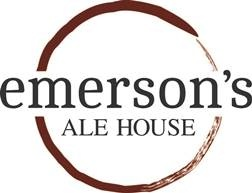 Emersons Ale House 2015 logo