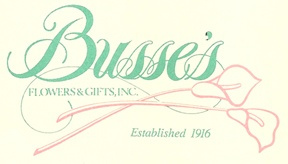 busse flowers