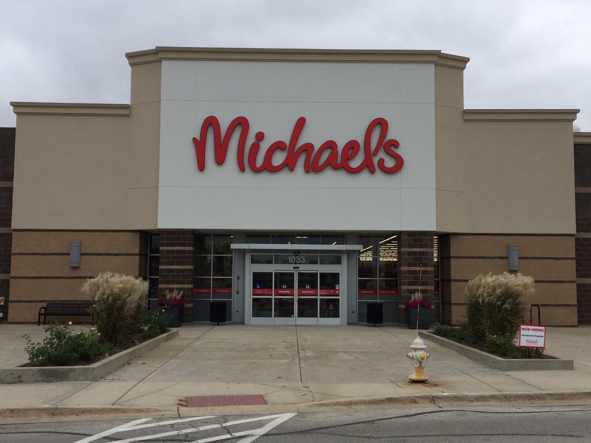 Michaels Arts and Crafts Store Now Open in Randhurst Village