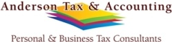 Anderson Tax and Accounting Logo