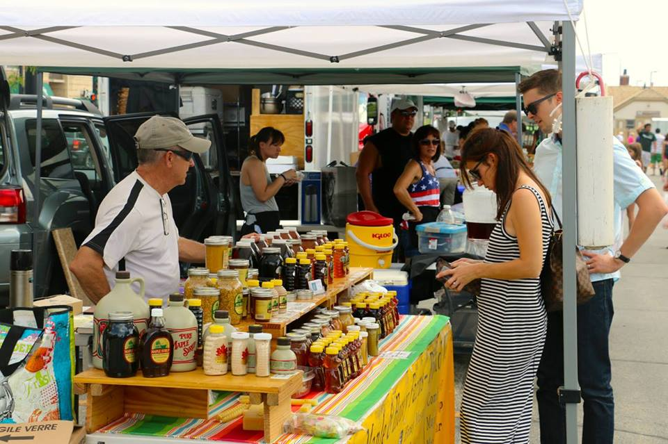 Mount Prospect Lions Club Expanding Farmers Market July 5